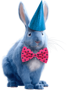 Uncle Bucks Magic Show for Kids Birthday Parties Bunny